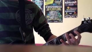 Ossian - Élő sakkfigurák (guitar cover)