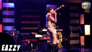 Eazzy live performance