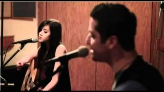 Just A Kiss (Boyce Avenue feat. Megan Nicole cover) Lyrics
