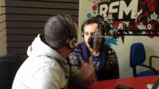 Quim Roscas e Zeca Estacionâncio no Café da Manhã 13 Novembro 2012