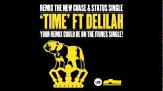Chase & Status ft. Delilah - Time  - Invaders Of Nine Remix - Radio Edit