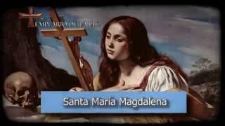 Santa María Magdalena - Santo del dia 22 de Julio