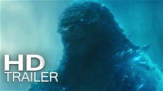 GODZILLA II: O REI DOS MONSTROS | Trailer (2019) Dublado HD