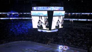 Pittsburgh Penguins playoff 2013 home intro