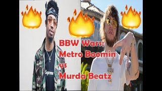 Big Beats Wars-METRO BOOMIN VS MURDA BEATZ