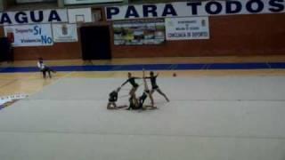GC Torre pacheco junior regional conjuntos 2010