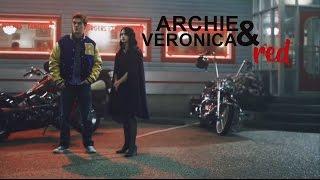 Archie & Veronica | Loving her was red (+1x10)