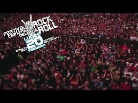 Alex Lora (el Tri) te invita al Carnaval del Rock 2012 en Ambato – Ecuador