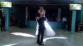 Valsa de Casamento Coreografada - Virgínia e João Eduardo - Valsa dos Sonhos (Wedding Waltz)