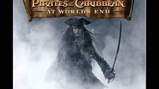 Davy Jones (Music Box Version) - Pirates of the Caribbean: At World's End