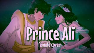 prince ali - female version/cover || inspired by annapantsu