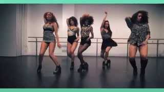 Beyonce Kitty Kat - Choreography by Jomecia
