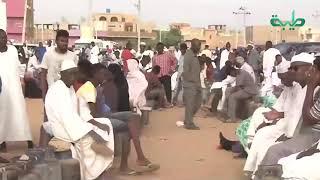 أفراد الشرطة السودانية يقفون بجانب الشعب في حراك 30 يونيو
