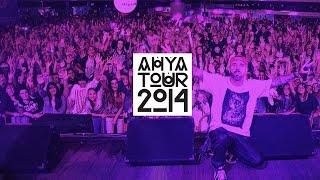Dengaz - Be Live // Trofa (AHYA Tour '14)