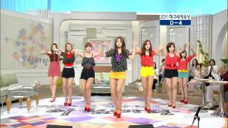 [Live HD 1080p] 110823 - T-ara - Roly Poly - KBS Morning Pla.mp4