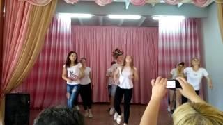 Місто Новоград-Волинський, загальноосвітня школа I-III ступенів #6, танець lepo lepo