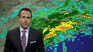Another 25 inches of rain expected to fall in Houston area