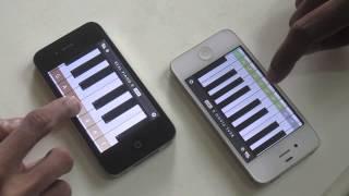 iphone piano fun