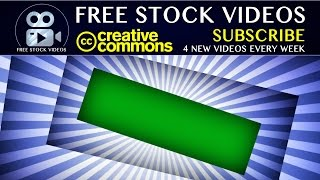 Sunburst with Green Screen Background, Animation, Rendering  - FULL HD - FREE STOCK VIDEOS