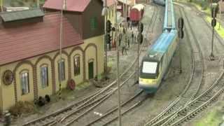 DVD Vláčky - Kouzelný svět modelových železnic (ukázka 3)