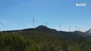 Acwa Power inaugure son parc éolien près de Tanger