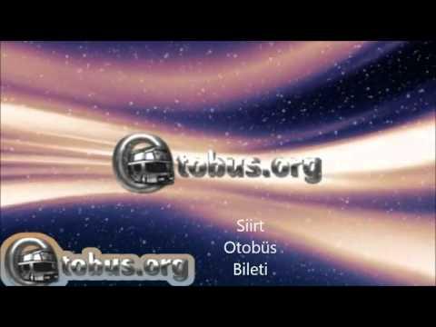 Siirt Otobüs Bileti www.otobus.org