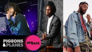 6LACK, Daniel Caesar, and Sonder are Pushing R&B Forward | Pigeons & Planes Update