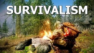 Survivalism Mods for Skyrim
