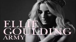 Ellie Goulding - Army Audio