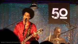 Selwyn Birchwood&Shemekia Copeland_Live Montreux Jazz Club_2016