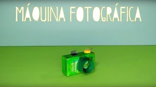 Como fazer | Máquina Fotográfica
