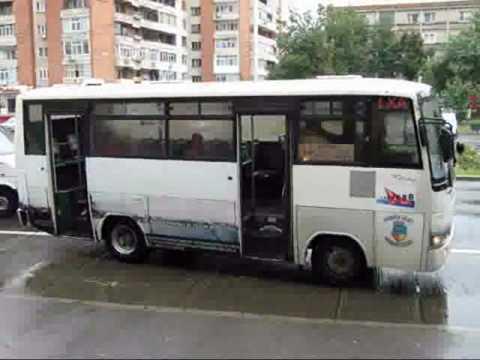 The Prestij Midibuses from Galati - 02.09.2010.