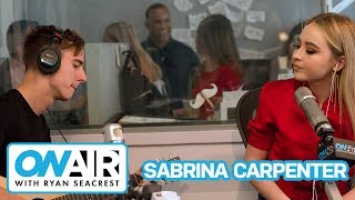 "Sabrina Carpenter ""There's Nothing Holdin' Me Back"" (Acoustic) 