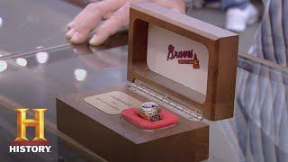 Pawn Stars: 1995 Atlanta Braves World Series Ring (Season 6)   History