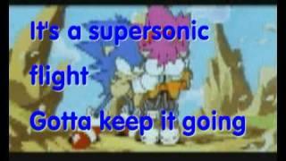 'Sonic Boom Ending'. Lyrics to Sonic CD US English ending