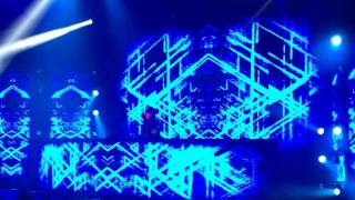 Bassnectar live Peoria Civic Center Halloween 2016