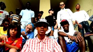 B DJi - Mas Um Dia Na Nha Rua (VIDEOCLIP OFICIAL)