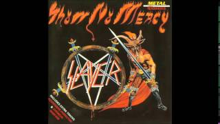 Slayer - The Antichrist (Show No Mercy Album) (Subtitulos Español)