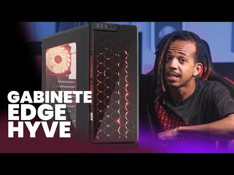 Review Gabinete Edge Hyve   Design Espacial 2021