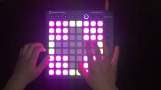 Sail Dubstep Remix ~ Launchpad Mk2 Cover