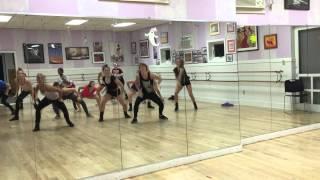 """Childish Gambino """"v. 3005"""" Choreography by Brittany"""