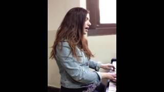 Valentina Rodriguez - Por fin (Cover Pablo Alborán)