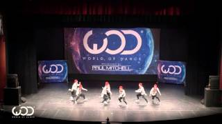 Silver Swag | World of Dance Las Vegas 2015 | #WODVEGAS15