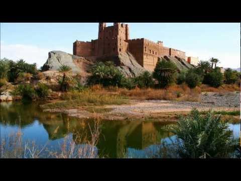 Morocco's Kasbahs ,Ouarzazate,Zagora, Dades Vallee, Gorges Todra, Maroka Kasbahs,korita Todra,