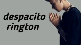 NEW DESPACITO RINGTON