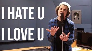 i hate u, i love u - gnash ft. olivia o'brien (Cover by Alexander Stewart)