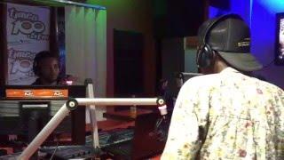Young Lunya Akimuongelea Nyandu Tozi Times FM.
