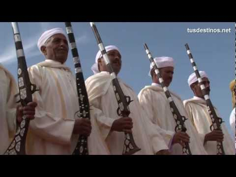 Marruecos – Música y danza tradicional –  Folclore marroquí – Morocco tourism, music / dance