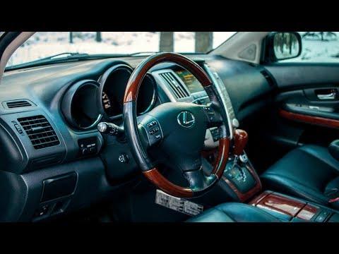 Как снять карту двери на Лексусе. Lexus RX 350 проект Ремонт салона автомобиля