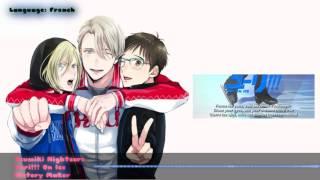 History Maker- Nightcore Multilanguage [w/ Lyrics] //Yuri!!! On Ice//